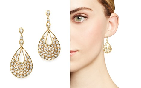 Bloomingdale's Diamond Statement Drop Earrings in 14K Yellow Gold, 3.05 ct. t.w. - 100% Exclusive_2