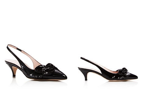 kate spade new york Women's Ophelia Patent Leather Slingback Pumps - Bloomingdale's_2