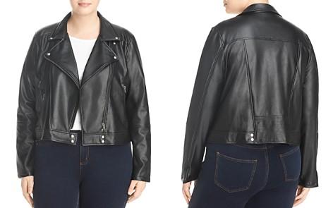 Lyssé Plus Jones Faux Leather Moto Jacket - Bloomingdale's_2