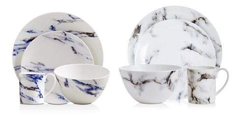 Prouna Marble Dinnerware Collection - Bloomingdale's_2