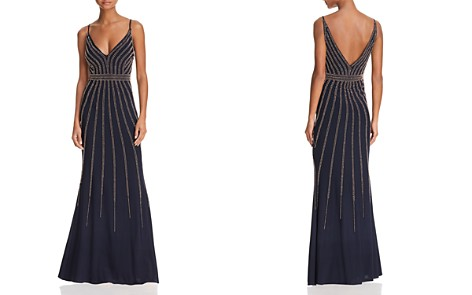 Avery G Beaded Gown - Bloomingdale's_2