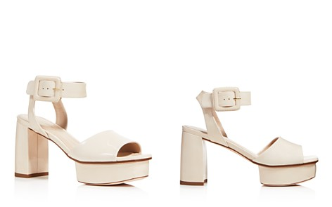 Stuart Weitzman Women's Newdeal Leather Platform Ankle Strap Sandals - Bloomingdale's_2