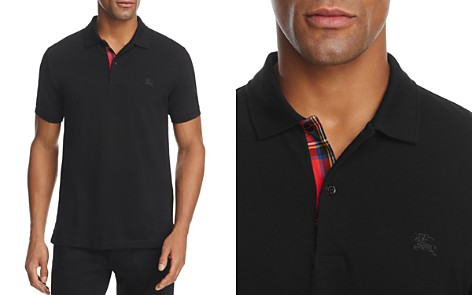 Burberry Balmore Regular Fit Short Sleeve Polo Shirt - Bloomingdale's_2