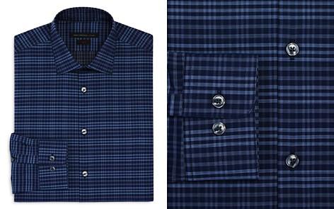 John Varvatos Star USA Check Slim Fit Stretch Dress Shirt - Bloomingdale's_2