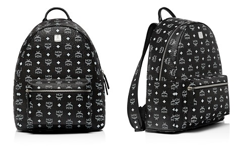 MCM Medium Stark Visetos Backpack - Bloomingdale's_2