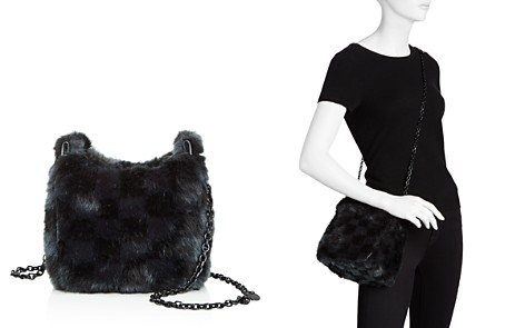 KENDALL and KYLIE Amy Faux-Fur Crossbody - Bloomingdale's_2