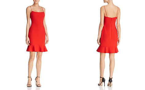 LIKELY Banks Flounced-Hem Slip Dress - Bloomingdale's_2