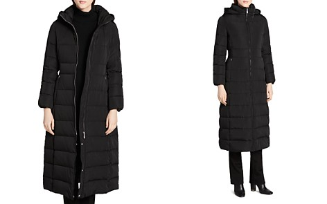 Calvin Klein Hooded Maxi Down Coat - Bloomingdale's_2
