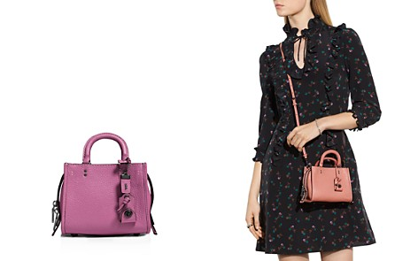 COACH 1941 Rogue 17 Leather Satchel - Bloomingdale's_2