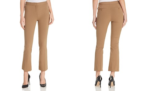 Theory Cropped Kick Pants - Bloomingdale's_2