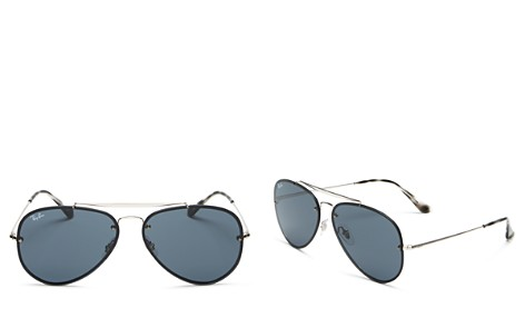 Ray-Ban Unisex Blaze Aviator Sunglasses, 61mm - 100% Exclusive - Bloomingdale's_2