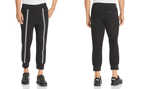 BLACKBARRETT by Neil Barrett Double Stripe Sweatpants - Bloomingdale's_2