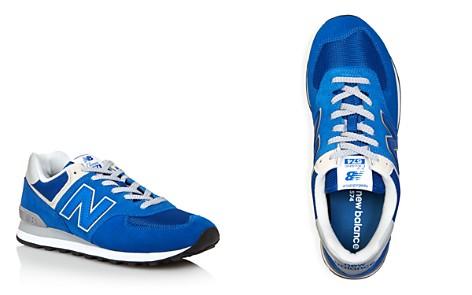 New Balance Men's 574 Suede Sneakers - Bloomingdale's_2