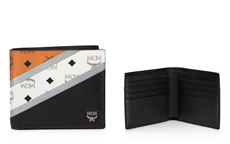 MCM Chevron Visetos Wallet - 100% Exclusive - Bloomingdale's_2