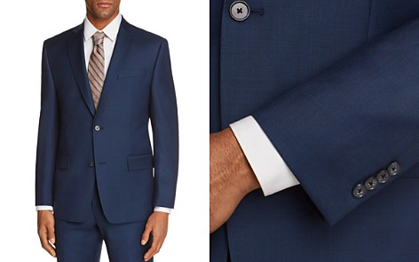 Michael Kors Textured Solid Classic Fit Suit Jacket - 100% Exclusive - Bloomingdale's_2