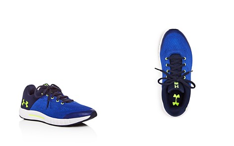 Under Armour Boys' BPS Pursuit Lace Up Sneakers - Big Kid - Bloomingdale's_2