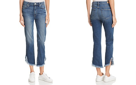 PAIGE Hoxton Straight Ankle Jeans in Norfolk - Bloomingdale's_2