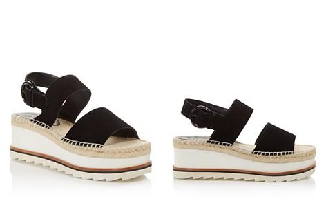 Marc Fisher LTD. Women's Greely Suede Espadrille Wedge Platform Sandals - 100% Exclusive - Bloomingdale's_2