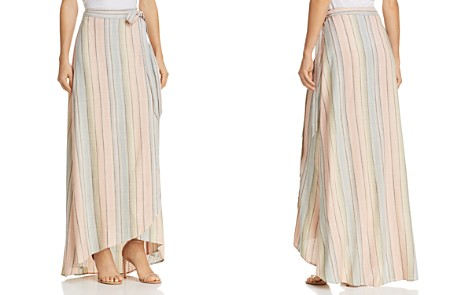 Show Me Your MuMu Siren Maxi Wrap Skirt - 100% Exclusive - Bloomingdale's_2