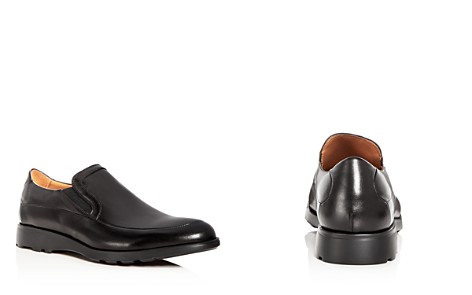 Bruno Magli Men's Vegas Leather Apron Toe Loafers - Bloomingdale's_2
