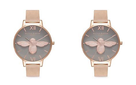 Olivia Burton Big Dial Watch, 38mm - Bloomingdale's_2