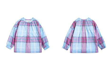 Burberry Girls' Lola Check Blouse - Little Kid, Big Kid - Bloomingdale's_2
