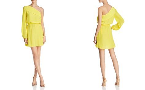 Ramy Brook x Martha Hunt Isla One-Shoulder Dress - 100% Exclusive - Bloomingdale's_2