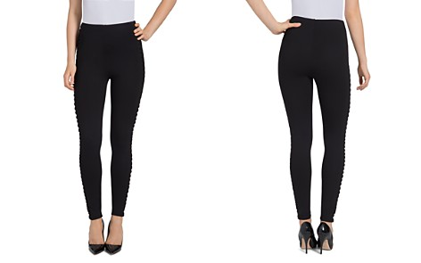 Lyssé Cecily Lace-Up Leggings - Bloomingdale's_2