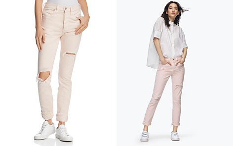 Levi's 501 Skinny Jeans in Summer Charm - 100% Exclusive - Bloomingdale's_2