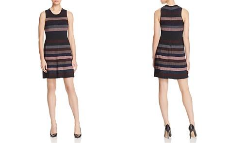 Parker Josie Striped Knit Dress - Bloomingdale's_2