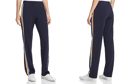 Sunset + Spring Rainbow-Stripe Track Pants - 100% Exclusive - Bloomingdale's_2