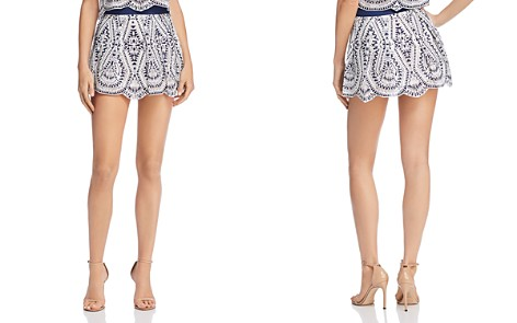 Ramy Brook Larissa Lace Skirt - Bloomingdale's_2