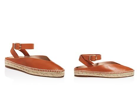 Stuart Weitzman Women's Toga Espadrille Ankle Strap Flats - Bloomingdale's_2
