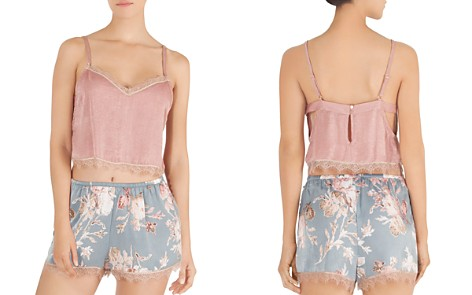 Midnight Bakery Cropped Cami - Bloomingdale's_2