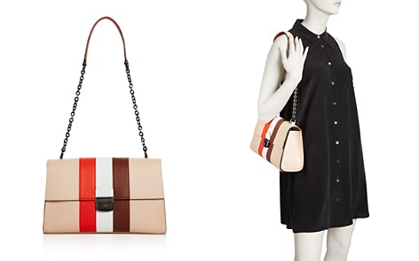 Longchamp Effronté Leather Shoulder Bag - Bloomingdale's_2