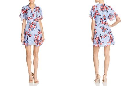 Parker Natalie Printed Silk Dress - Bloomingdale's_2