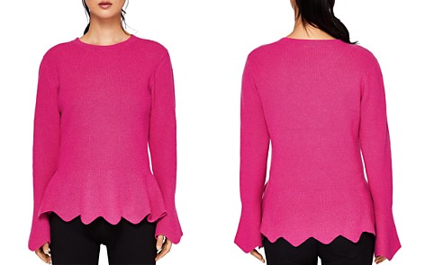 Ted Baker Bobbe Peplum Sweater - Bloomingdale's_2