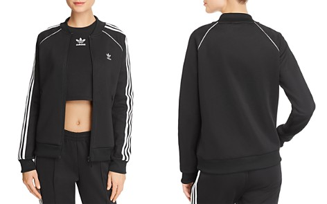 adidas Originals Stripe-Detail Track Jacket - Bloomingdale's_2