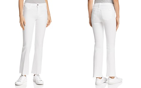 Joe's Jeans The Provocateur Petite Bootcut Jeans in Hennie - Bloomingdale's_2