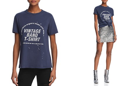Michelle by Comune Band Graphic Tee - Bloomingdale's_2
