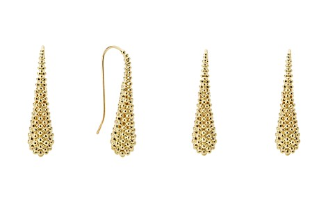 LAGOS Caviar Gold Collection 18K Gold Drop Earrings - Bloomingdale's_2