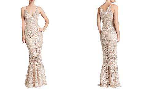 Dress the Population Sophia Lace Mermaid Gown - Bloomingdale's_2
