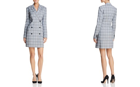 Theory Stretch-Wool Blazer Dress - Bloomingdale's_2