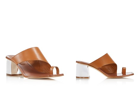 Sigerson Morrison Women's Marcel Leather Block Heel Sandals - Bloomingdale's_2
