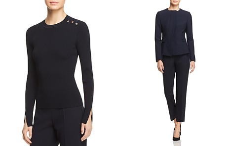 BOSS Fangeli Rib-Knit Sweater - Bloomingdale's_2