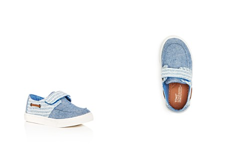 TOMS Boys' Culver Chambray Boat Shoes - Toddler, Little Kid, Big Kid - Bloomingdale's_2