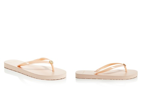 Tory Burch Women's Solid Thin Flip-Flops - Bloomingdale's_2