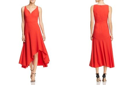 Elie Tahari Susie Asymmetric Dress - 100% Exclusive - Bloomingdale's_2