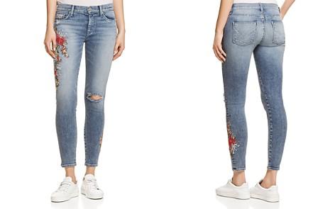 Hudson Nico Ankle Skinny Jeans in Lush Floret - Bloomingdale's_2