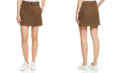 DL1961 Parker Belted Cargo Skirt - Bloomingdale's_2